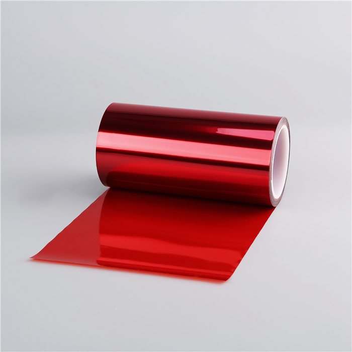 5C中国红离型膜10-20g