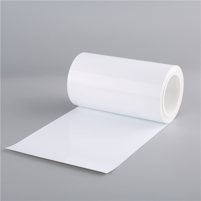 5C白色单面防静电离型膜20-30g