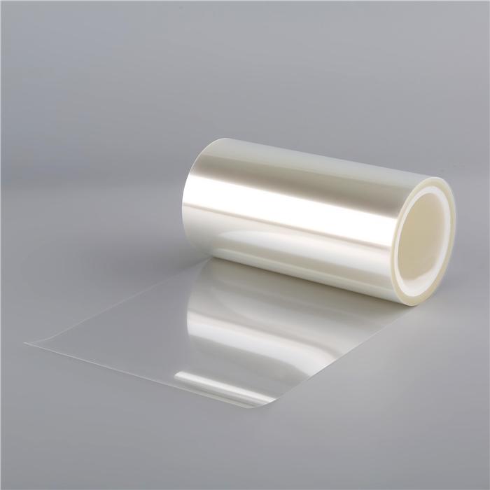 7.5C透明氟素离型膜1-3g